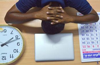 coaching reduce stress
