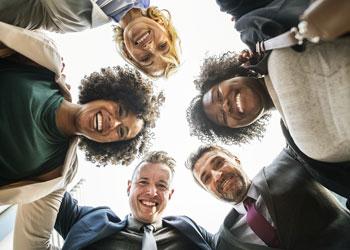 happy employees Sheffield