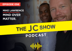 Jon Covey Podcast - Life coach Sheffield