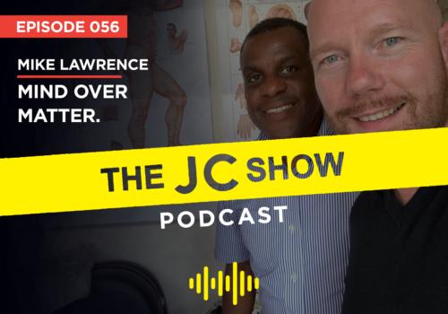 Jon Covey Podcast - Life coach Sheffield