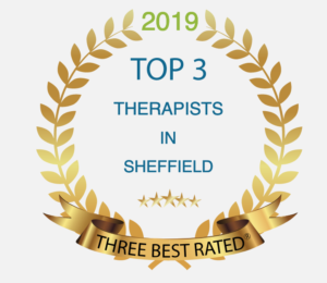 Best rated therapist in Sheffield 2019