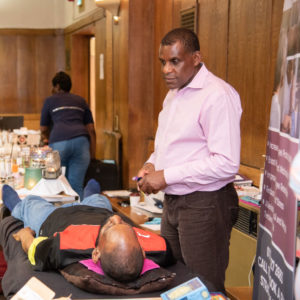African health and wellbeing event Sheffield