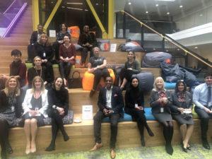 corporate wellness seminar company Sheffield